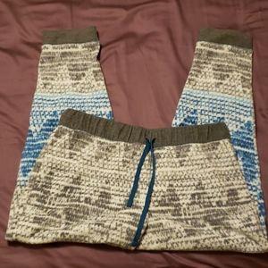 Set of Cuddl Duds Pajamas